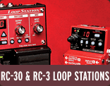 RC-30 and RC-3 Loop Stations